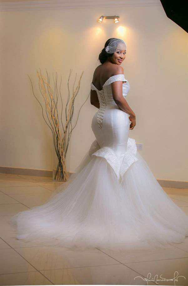 Nigerian Wedding Gowns - Brides and Babies 2016 Bridal Preview LoveweddingsNG 1