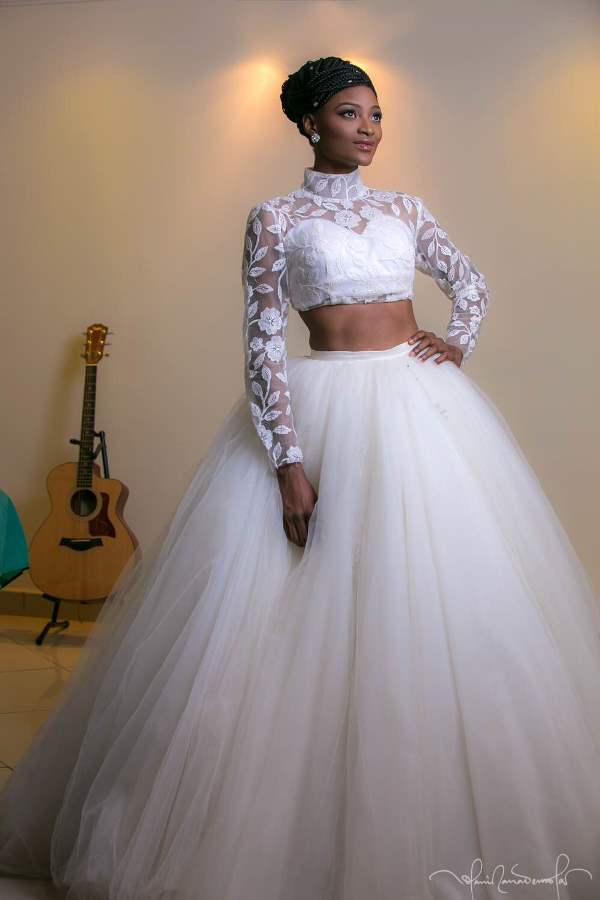 Nigerian Wedding Gowns - Brides and Babies 2016 Bridal Preview LoveweddingsNG 3