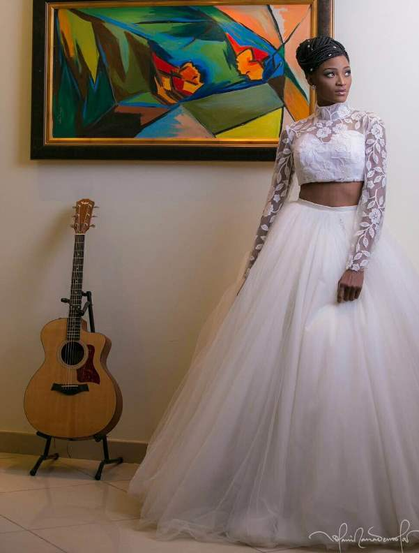 Nigerian Wedding Gowns - Brides and Babies 2016 Bridal Preview LoveweddingsNG 5