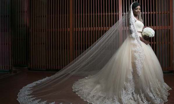Nigerian Wedding Gowns - Brides and Babies 2016 Bridal Preview LoveweddingsNG feat