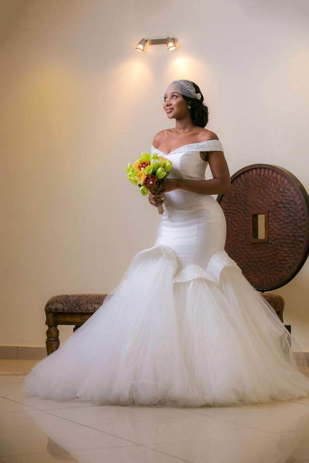 Nigerian Wedding Gowns - Brides and Babies 2016 Bridal Preview LoveweddingsNG