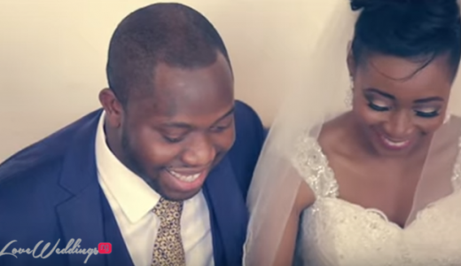 Nigerian Wedding Tobi and Bimbo LoveweddingsNG