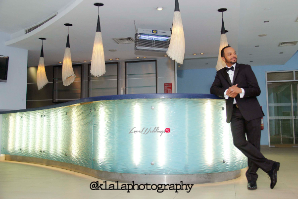 Nigerian White Wedding Adeola and John Klala Photography LoveweddingsNG 1