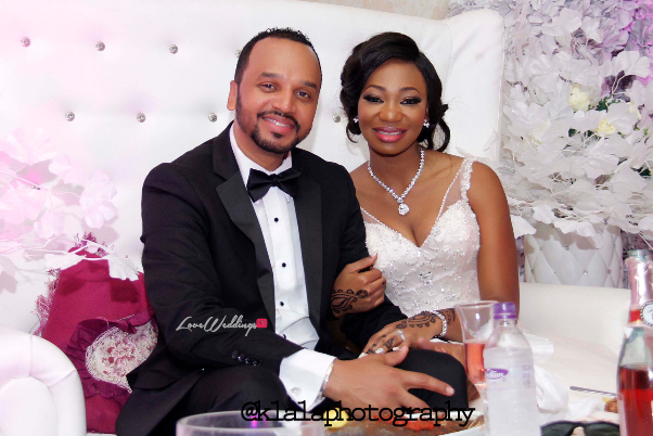 Nigerian White Wedding Adeola and John Klala Photography LoveweddingsNG 10