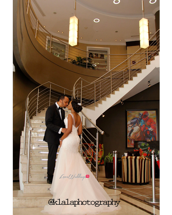 Nigerian White Wedding Adeola and John Klala Photography LoveweddingsNG 11