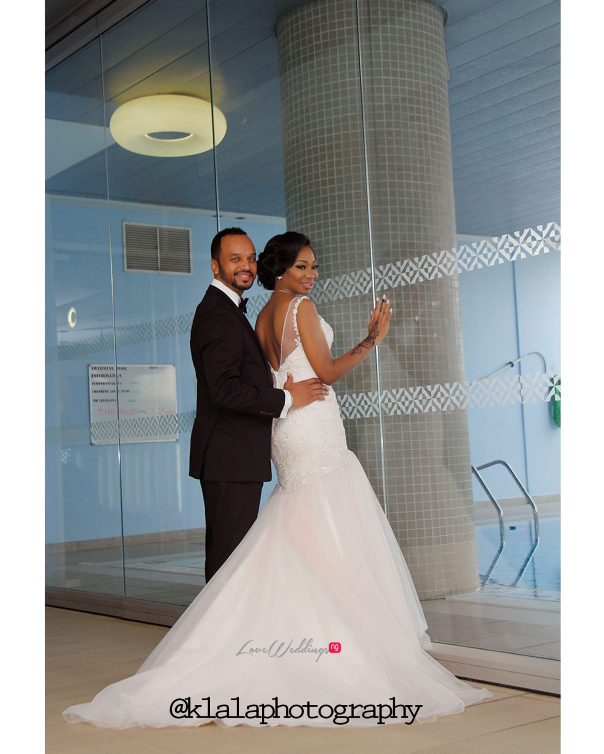 Nigerian White Wedding Adeola and John Klala Photography LoveweddingsNG 12