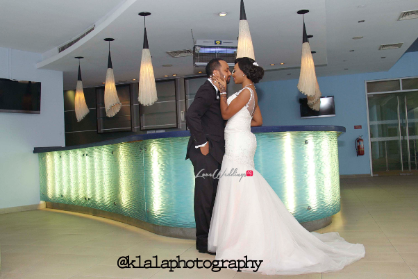Nigerian White Wedding Adeola and John Klala Photography LoveweddingsNG 2
