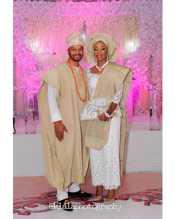 Nigerian White Wedding Adeola and John Klala Photography LoveweddingsNG 20