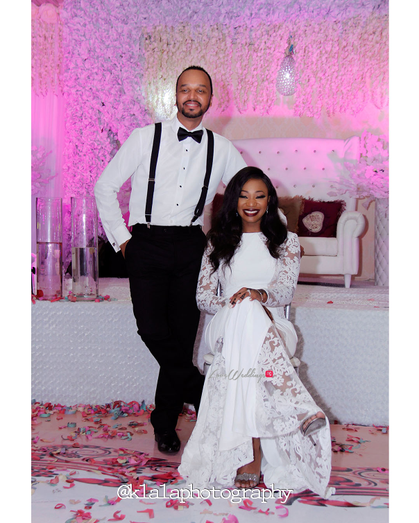 Nigerian White Wedding Adeola and John Klala Photography LoveweddingsNG 21