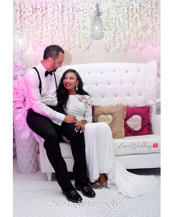 Nigerian White Wedding Adeola and John Klala Photography LoveweddingsNG 25