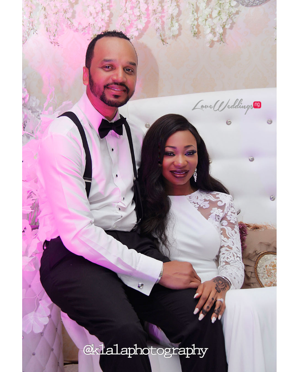 Nigerian White Wedding Adeola and John Klala Photography LoveweddingsNG 26