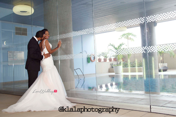 Nigerian White Wedding Adeola and John Klala Photography LoveweddingsNG 4