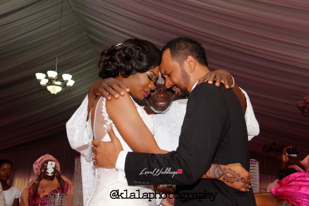 Nigerian White Wedding Adeola and John Klala Photography LoveweddingsNG 7