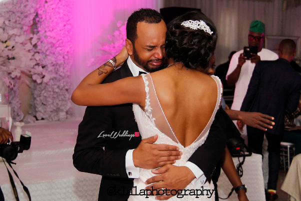 Nigerian White Wedding Adeola and John Klala Photography LoveweddingsNG 8