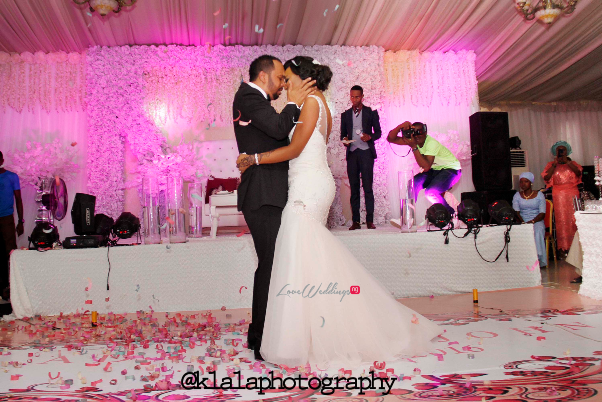 Nigerian White Wedding Adeola and John Klala Photography LoveweddingsNG 9