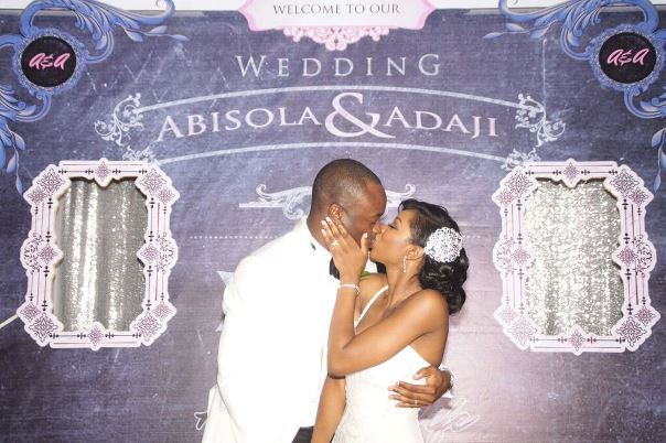 Photogenic Photobooth - Best Kiss LoveweddingsNG