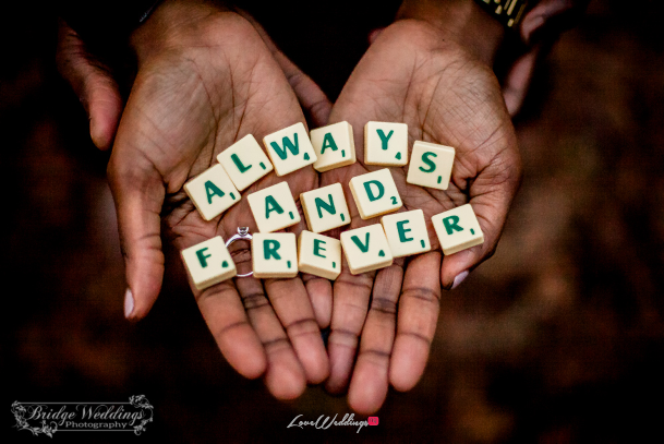 Scrabble Themed Engagement Shoot - Raphael and Opeyemi LoveweddingsNG Bridge Weddings 9