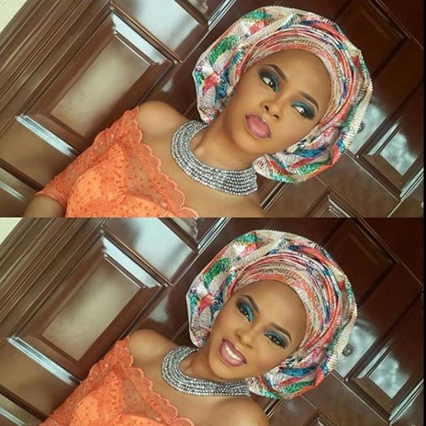 Toolz & Tunde Demuren's Traditional Wedding - Chidinma Ekile LoveweddingsNG