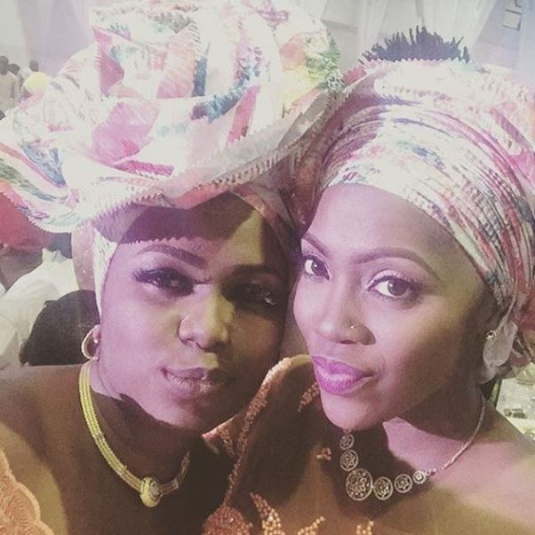 Toolz & Tunde Demuren's Traditional Wedding - Lami Phillips and Tiwa Savage LoveweddingsNG
