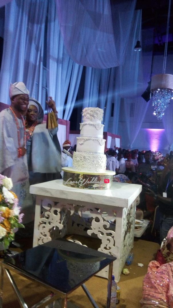 Toolz & Tunde Demuren's Traditional Wedding - LoveweddingsNG 4