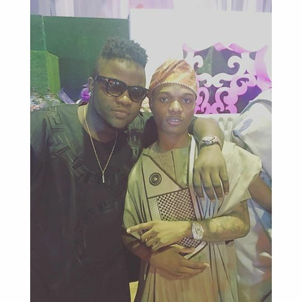Toolz & Tunde Demuren's Traditional Wedding - Skales and Wizkid LoveweddingsNG