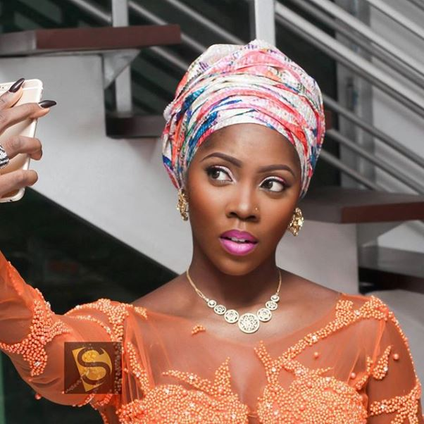 Toolz & Tunde Demuren's Traditional Wedding - Tiwa Savage LoveweddingsNG 2
