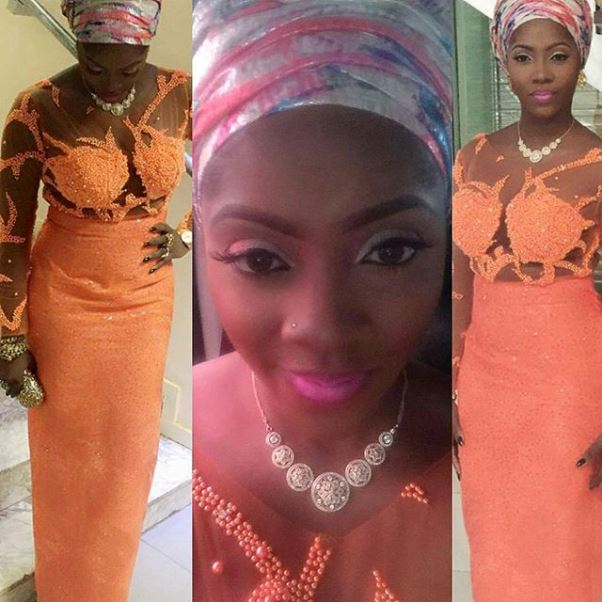 Toolz & Tunde Demuren's Traditional Wedding - Tiwa Savage LoveweddingsNG