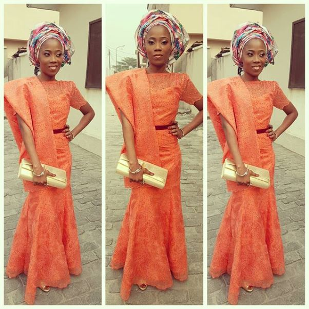 Toolz & Tunde Demuren's Traditional Wedding - Tosyn Bucknor LoveweddingsNG
