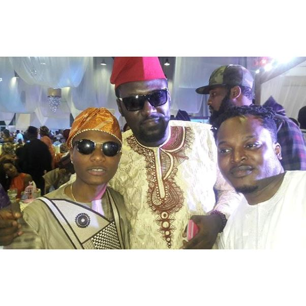 Toolz & Tunde Demuren's Traditional Wedding - Wizkid and Eldee LoveweddingsNG