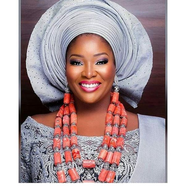 Toolz & Tunde Demuren's traditional wedding LoveweddingsNG