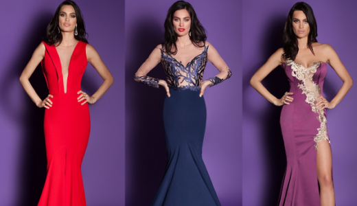 Bien Savvyy I Love Me 2016 Evening Wear Collection LoveweddingsNG featr