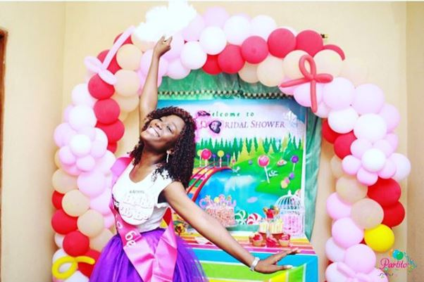 Candy Themed Bridal Shower - Partito by Ronnie LoveweddingsNG 6