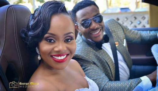 Ebuka Obi - Uchendu Cynthia Obianodo White Wedding LoveweddingsNG feat