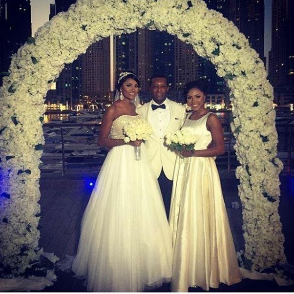 Jumai Shaba Adekunle Rosiji Wedding Dubai LoveweddingsNG 2