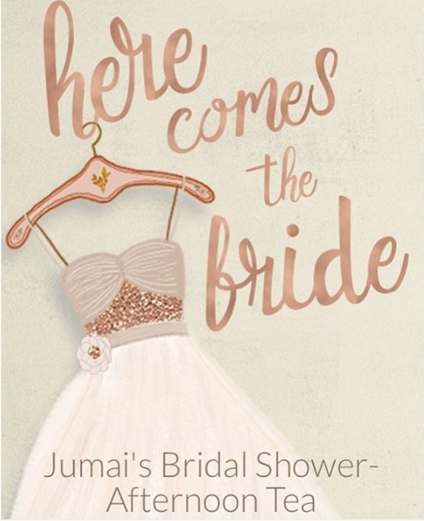 Jumai Shaba Adekunle Rosiji Wedding Dubai LoveweddingsNG - Bridal Shower 1