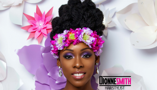 Natural Hair Bridal Inspiration Dionne Smith LoveweddingsNG 5