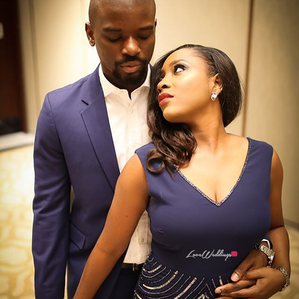 Nigerian Engagement Shoot - Caroline Tobi #CacaTobi LoveweddingsNG