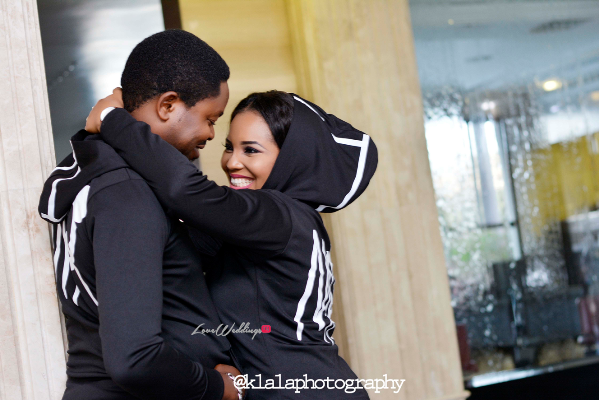 Nigerian Engagement Shoot - Folasade Ayodeji Klala Photography LoveweddingsNG 1