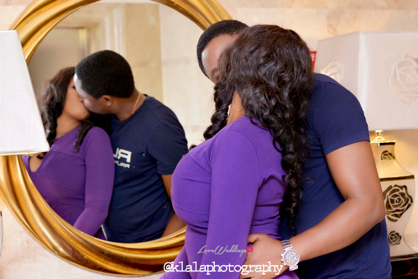 Nigerian Engagement Shoot - Folasade Ayodeji Klala Photography LoveweddingsNG 10