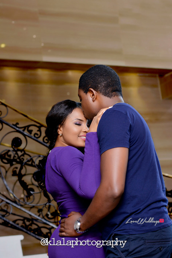 Nigerian Engagement Shoot - Folasade Ayodeji Klala Photography LoveweddingsNG 12