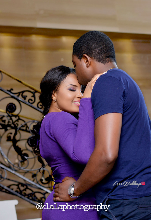 Nigerian Engagement Shoot - Folasade Ayodeji Klala Photography LoveweddingsNG 13