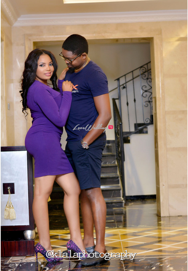 Nigerian Engagement Shoot - Folasade Ayodeji Klala Photography LoveweddingsNG 17