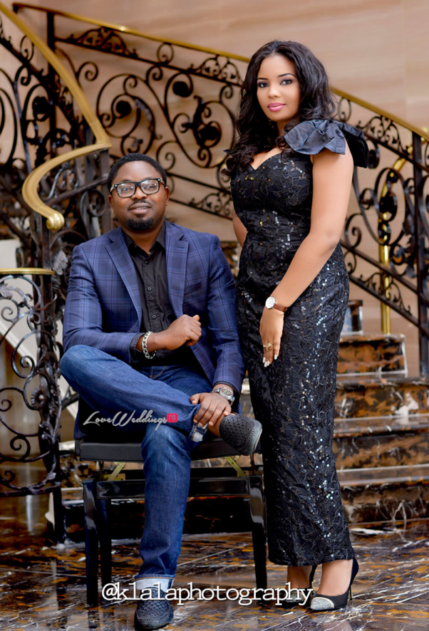 Nigerian Engagement Shoot - Folasade Ayodeji Klala Photography LoveweddingsNG 21