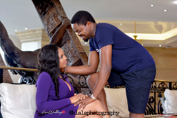 Nigerian Engagement Shoot - Folasade Ayodeji Klala Photography LoveweddingsNG 6