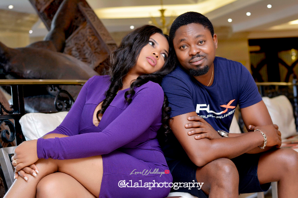 Nigerian Engagement Shoot - Folasade Ayodeji Klala Photography LoveweddingsNG 7