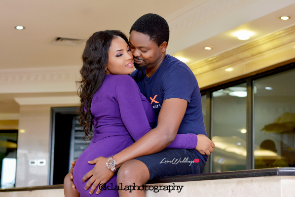 Nigerian Engagement Shoot - Folasade Ayodeji Klala Photography LoveweddingsNG 9