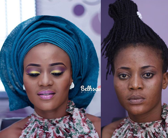 Makeup: Bethsaida Makeovers