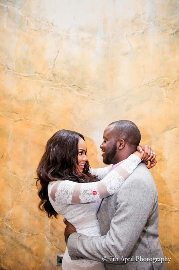 Nigerian Pre Wedding Shoot - Afaa and Percy Engagement 7th April Photography LoveweddingsNG 2