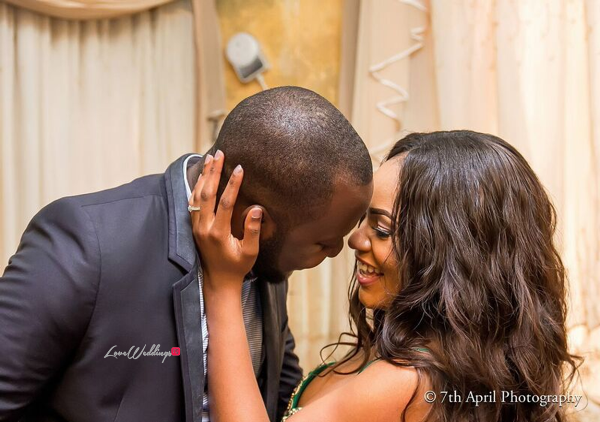 Nigerian Pre Wedding Shoot - Afaa and Percy Engagement 7th April Photography LoveweddingsNG 3