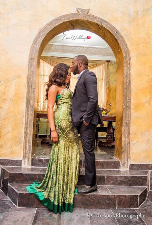Nigerian Pre Wedding Shoot - Afaa and Percy Engagement 7th April Photography LoveweddingsNG 4